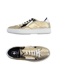 Bb Washed By Bruno Bordese Footwear Low Tops And Trainers Women Platinum
