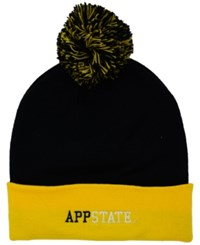 Top Of The World Appalachian State Mountaineers 2 Tone Pom Knit Hat