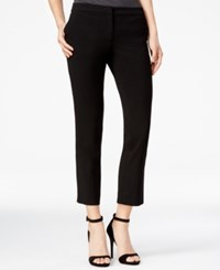 Amy Byer Bcx Juniors' Cropped Bootcut Trousers Black
