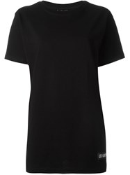 Les Artists Les Art Ists 'Kanye' T Shirt Black
