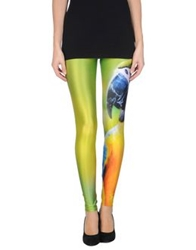 We Are Handsome Leggings Green