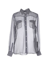 Gant Shirts Shirts Women Dark Blue