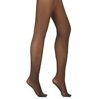 Fogal Women's Semi Opaque Tights Dark Grey Light Grey Dark Grey Light Grey