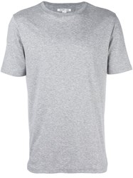 Helmut Lang Short Sleeved T Shirt Grey