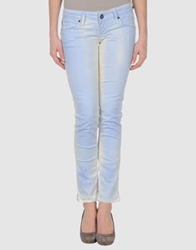 Take Two Denim Pants Ivory