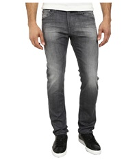 Ag Adriano Goldschmied Nomad Modern Slim Leg Grey Denim In 11 Years Crusoe 11 Years Crusoe Men's Jeans Black
