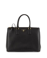 Prada Saffiano Medium Executive Tote Bag Royal