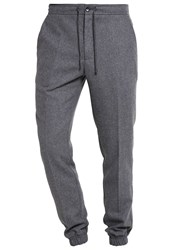 Kiomi Trousers Grey Mottled Grey