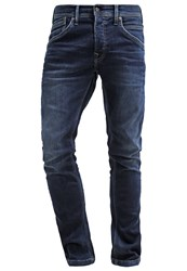 Pepe Jeans Track Slim Fit Jeans I54 Dark Blue