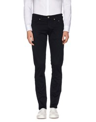 Siviglia Trousers Casual Trousers Men Dark Blue
