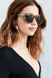 Urban Outfitters Oversized Cat Round Sunglasses