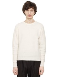 Christophe Lemaire Shetland Wool Crewneck Sweater