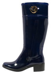 Lemon Jelly Kuky Wellies Indigo Blue