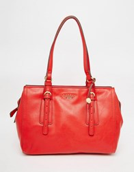 Fiorelli East West Shoulder Bag Red