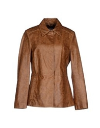 Caractere Jackets Brown