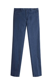 Pt01 Invader Chino Trouser Blue