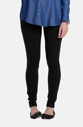Isabella Oliver Women's 'Essential' Maternity Leggings Caviar Black