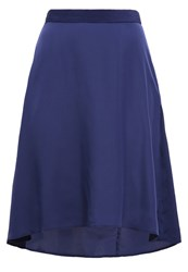 Gap Aline Skirt Comet Blue