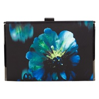 Coast Romy Printed Box Clutch Bag Multi