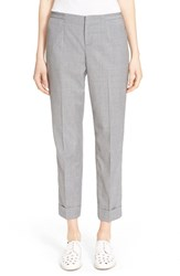 Women's Atm Anthony Thomas Melillo Slim Crop Wool Pants
