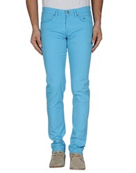 Siviglia Trousers Casual Trousers Men Azure