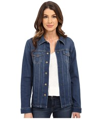 Nydj Dylan Jacket Anderson Women's Coat Blue