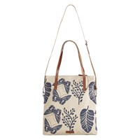 White Stuff Emily Butterfly Shopper Bag Natural