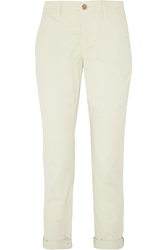 J Brand Alex Stretch Cotton Twill Slim Fit Pants