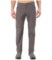 Woolrich Obstacle Ii Pant Charcoal Men's Casual Pants Gray
