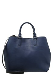 Evenandodd Handbag Navy Dark Blue