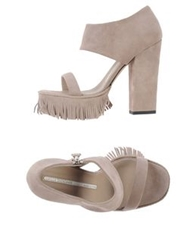 Camilla Skovgaard Sandals Dove Grey