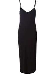 Ivan Grundahl Slip Dress Black