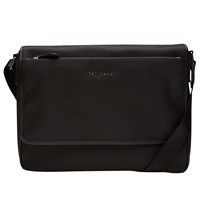 Ted Baker Chizzel Nylon Messenger Bag Black
