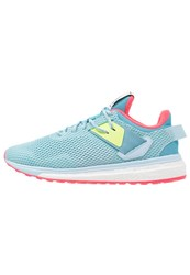 Adidas Performance Response 3 Neutral Running Shoes Ice Blue Vapour Blue Light Blue