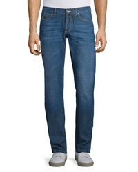 Brunello Cucinelli Straight Leg Lightweight Jeans Denim Medium