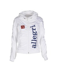 Allegri Coats And Jackets Jackets Women White