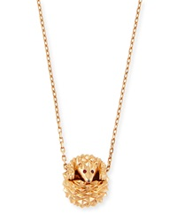 Hans The Hedgehog Rose Gold Pendant Necklace Boucheron