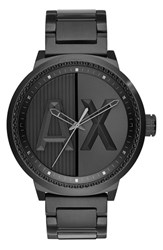 Men's Ax Armani Exchange 'Atlc' Water Resistant Watch 49Mm