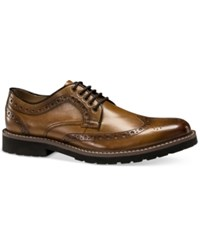Dockers Men's Benfield Oxfords Men's Shoes British Tan
