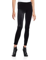 Blank Nyc Velvet Leggings Black