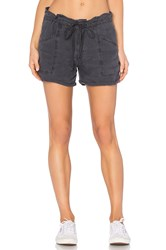 Blank Nyc Drawstring Short Black