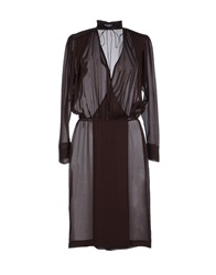 Pedro Del Hierro Knee Length Dresses