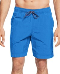Tommy Hilfiger Big And Tall Men's Swim Trunks Blithe