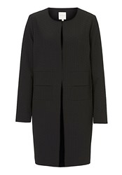 Betty And Co. Dress Coat Black