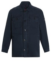 S.Oliver Summer Jacket Blue Dark Blue