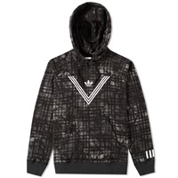 Adidas X White Mountaineering Graphic Hoody Multi