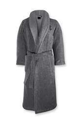 Ralph Lauren Home Langdon Bath Robe Grey