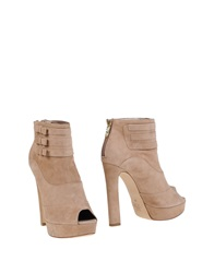 Betty Blue Ankle Boots Skin Color