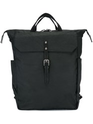 Ally Capellino 'Ashley' Backpack Black