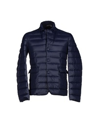 313 Tre Uno Tre Down Jackets Black